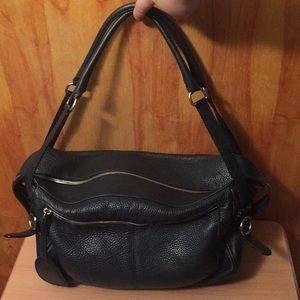 ❗️SALE ❗️Furla Black Leather Handbag Shoulder Bag